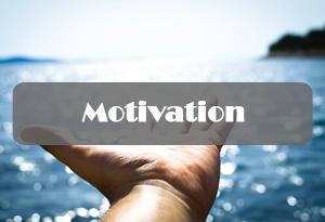 wie bekomme ich mehr motivation