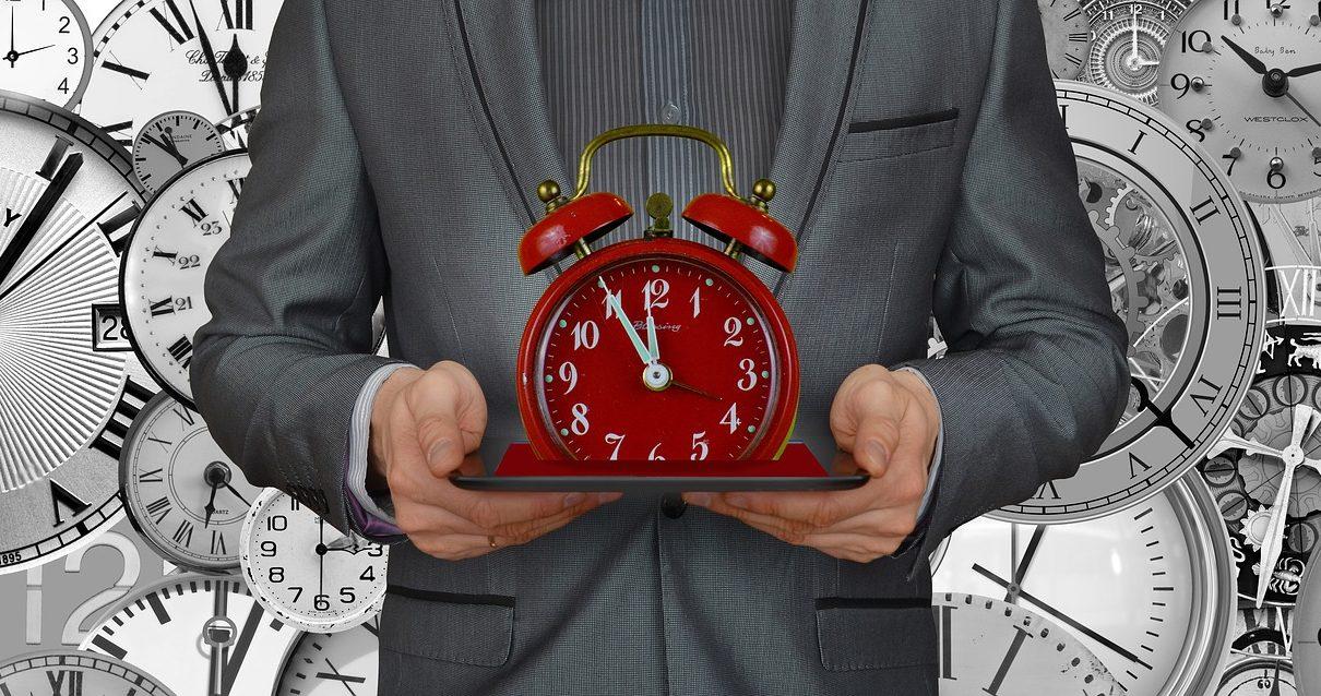 Die Zusammenhänge von Stress und Zeitmanagement