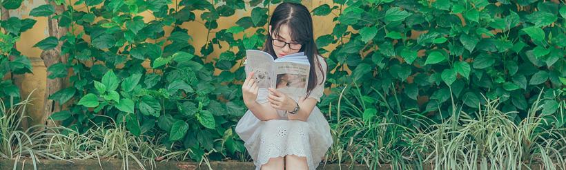 selbstbewusstsein durch lesen