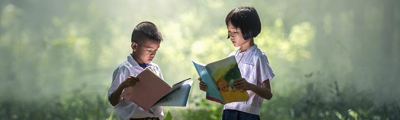 Konzentration durch mehr lesen